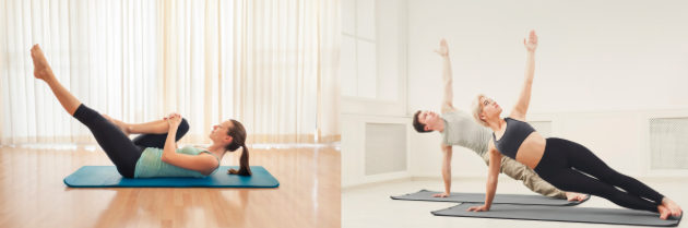 Pilates conseils santé pendant le confinement