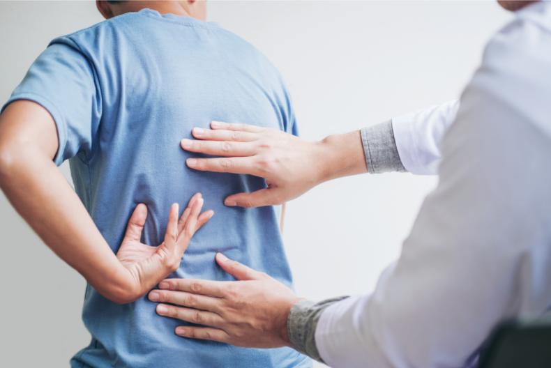 Les conséquences d'un mal de dos